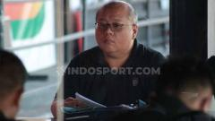 Indosport - Chief Executive Officer (CEO) Bali United, Yabes Tanuri.