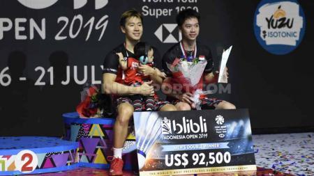 Para pecinta bulutangkis harus kembali patah hati setelah turnamen Indonesia Open 2020 dan tiga turnamen bulutangkis internasional lainnya kembali ditangguhkan. Foto: Herry Ibrahim/INDOSPORT - INDOSPORT