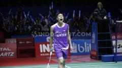 Indosport - Tunggal putra Taiwan, Chou Tien Chen.