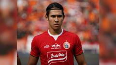 Indosport - Ryuji Utomo, Pemain Persija Jakarta.