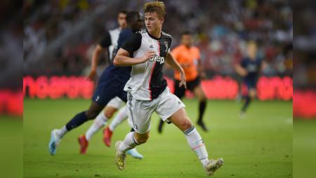 Matthijs de Ligt debut di Juventus - INDOSPORT