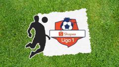 Indosport - Logo Liga 1 2019