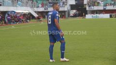 Indosport - Pemain PSIS Semarang, Patrick Mota.