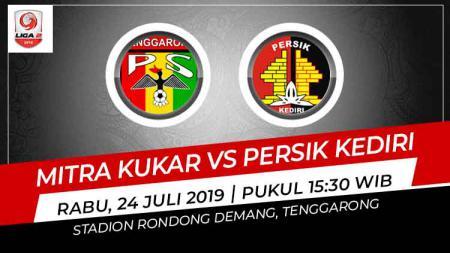 Laga Mitra Kukar melawan Persik Kediri pada Rabu (24/7/19) berakhir imbang 0-0. - INDOSPORT