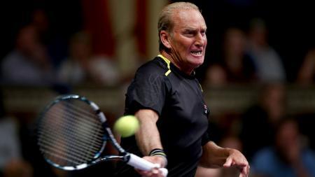 Peter McNamara saat masih aktif bermain tenis di tahun 2014 - INDOSPORT