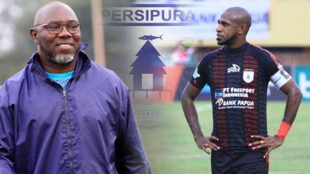 Jangan heran duet Boaz Solossa dan Jacksen F Tiago di Persipura bisa kejutkan Liga 1 2019. Foto: ceposonline/goal - INDOSPORT