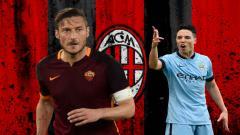 Indosport - Para pemain yang bernasib nahas setelah menolak pinangan AC Milan.