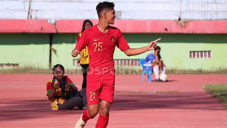 Persiapkan Piala AFC U-19, Sutan Zico Ikut TC Virtual