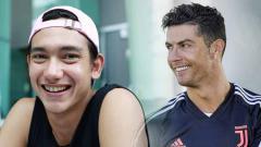 Indosport - Adipati Dolken senang dapat perlakuan spesial dari Cristiano Ronaldo.