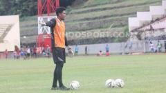 Indosport - Kiper utama klub Liga 1 Persipura Jayapura, Dede Sulaiman mengaku sudah sangat rindu untuk bisa berkumpul dan berlatih kembali bersama rekan-rekannya.
