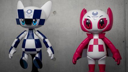 Robot Miraitowa, robot yang akan menjadi ikon dari Olimpiade Tokyo 2020 - INDOSPORT