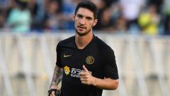Indosport - Matteo Politano, pemain klub Serie A Liga Italia, Inter Milan, kabarnya jadi incaran dua klub rival.