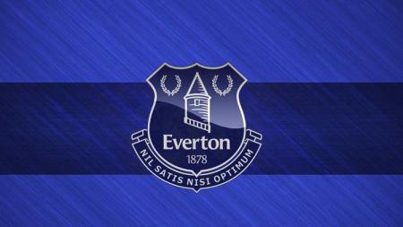 Logo klub Liga Inggris, Everton. - INDOSPORT