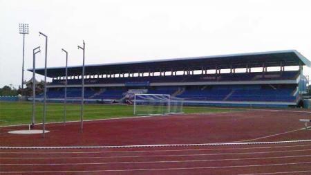 Salah satu stadion di Thailand, Chonburi Stadium. - INDOSPORT