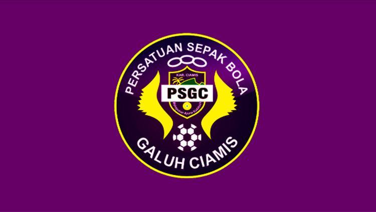 Logo PSGC Ciamis. Copyright: psgc.co.id