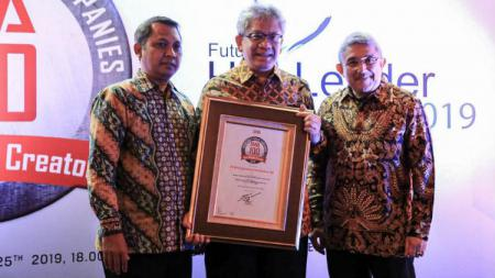 Bank bjb raih penghargaan Indonesia Best Public Companies 2019. - INDOSPORT
