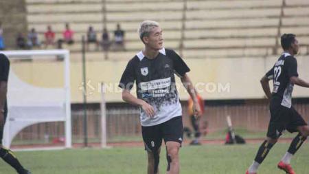 Eks pemain Persib Bandung dan Persipura Jayapura, Oh In-kyun, kian dekat bergabung dengan klub Liga 1 2020, Arema FC, - INDOSPORT