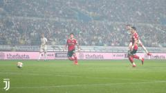 Indosport - K-League All Star vs Juventus