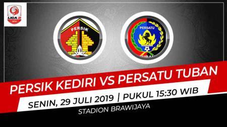 Prediksi Persik Kediri vs Persatu Tuban. - INDOSPORT