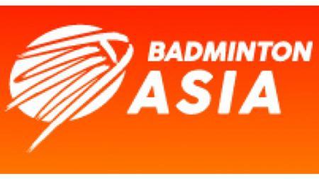 Logo Badminton Asia Championships. - INDOSPORT