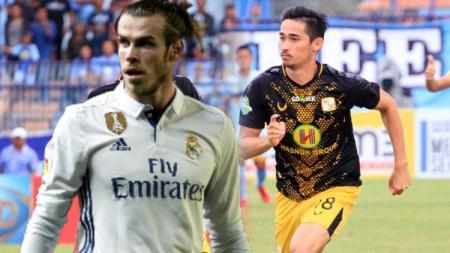 Gavin Kwan dan Gareth Bale punya kemiripan, mulai dari ketajaman hingga kemampuan bermain di berbagai posisi. - INDOSPORT