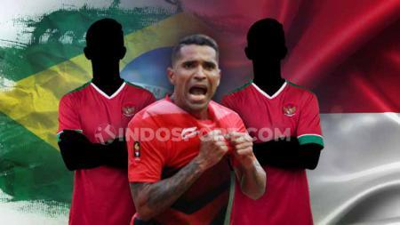 Timnas Indonesia U-23 2019 sepertinya akan diterpa sejumlah blunder besar andai tak menyertakan nama Beto Goncalves ke ajang SEA Games 2019. - INDOSPORT