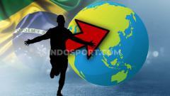Indosport - Terdapat 3 negara yang sumbang banyak pemain asing untuk para peserta kompetisi sepak bola tertinggi nasional Liga 1 2020.