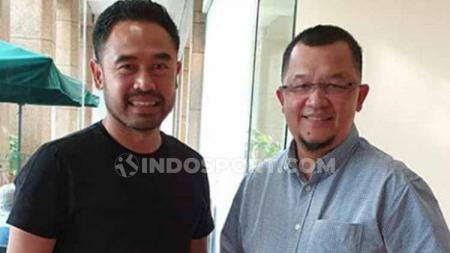Eks kapten Sriwijaya FC, Ponaryo Astaman, yang juga merupakan Presiden Asosiasi Pesepakbola Profesional Indonesia (APPI) periode 2011-2017. - INDOSPORT