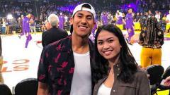 Indosport - Sean Gelael dan Mia Hernoto