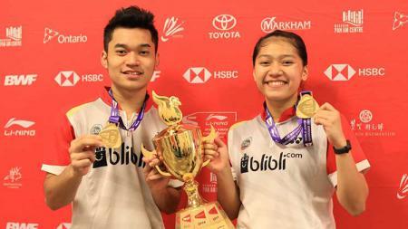 Huang Yaqiong Indonesia, Indah Cahya Sari Jamil diakui dunia bakal menjadi penerus sukses Indonesia dalam gelaran Olimpiade layaknya Liliyana Natsir. - INDOSPORT