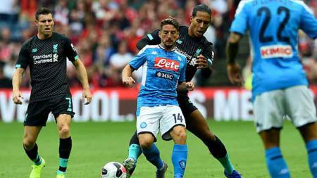 Dries Mertens dikabarkan telah memutuskan untuk memperpanjang kontraknya bersama Napoli dan menepis rumor yang mengatakan jika dirinya akan merapat ke Chelsea. - INDOSPORT