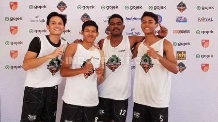 Tim pra-PON Jawa tengah menjadi juara di kategori u-23 yang bertemu tim pra-PON Sumatera Utara di partai Final - INDOSPORT