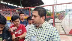 Indosport - CEO PSM Makassar, Munafri Arifuddin berencana menyeleksi pemain akademi untuk masuk ke skuat utama.
