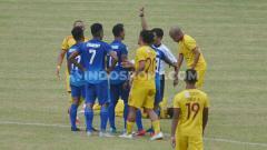 Indosport - Pemain Persiraja Banda Aceh tak akan main mata saat pertandingan melawan PSMS Medan.