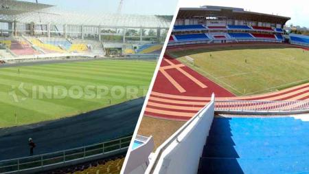 Stadion Mandala Krida dan Stadion Manahan Solo. - INDOSPORT