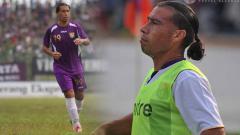 Indosport - Cristian Carrasco eks pemain Persita Tangerang.