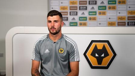 Bermain di Wolverhampton Wanderers (Wolves), Patrick Cutrone masih harus menyesuaikan diri. - INDOSPORT