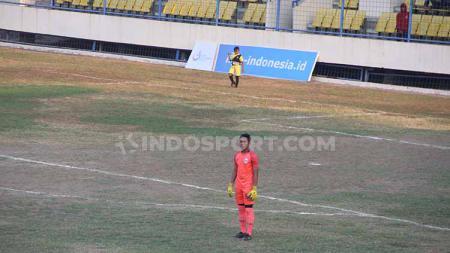 Hadapi Persib U-20, PSIS U-20 bermain tanpa kiper. Foto: Alvin Syaptia Pratama/INDOSPORT - INDOSPORT