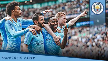 Profil Tim Manchester City. Foto: Marc Atkins/Getty Images - INDOSPORT