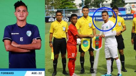 Paulo Domingos Gali Da Costa dituduh melakukan pencurian umur di Piala AFF U-15 - INDOSPORT