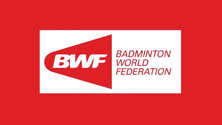 Logo kejuaraan dunia BWF 2019 Copyright: bwfbadminton
