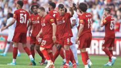 Indosport - Liverpool kehilangan beberapa pemain jelang laga melawan RB Salzburg di fase grup Liga Champions tengah pekan ini.