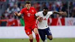 Indosport - Tottenham vs Bayern Munchen di final Audi Cup 2019, Kamis (01/08/19).
