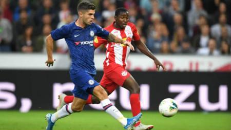 Christian Pulisic menjadi bintang kemenangan Chelsea atas Olympiakos - INDOSPORT