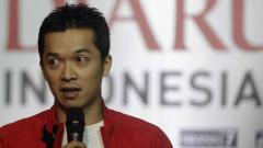 Indosport - Berikut ini merupakan sedikit kisah menarik dari kiprah legenda bulutangkis Indonesia Taufik Hidayat yang cuma mau dilatih Mulyo Handoyo saja.