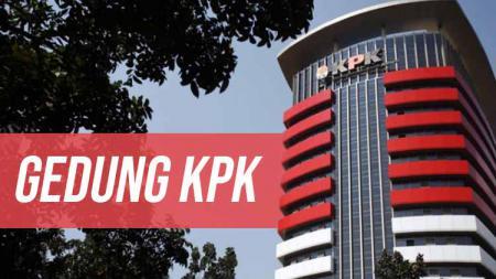 Gedung KPK. - INDOSPORT