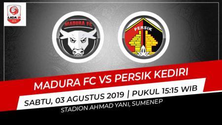 Prediksi Madura FC vs Persik Kediri - INDOSPORT