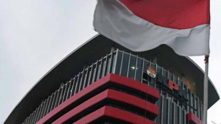 Gedung Komisi Pemberantasan Korupsi (KPK). - INDOSPORT