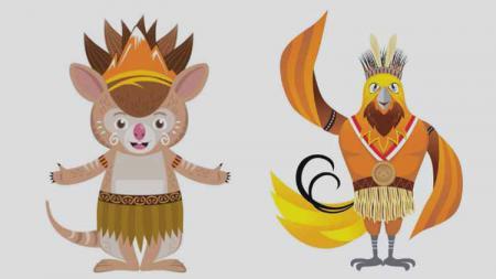 Maskot PON Papua 2020 - INDOSPORT
