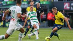 Indosport - Brondy vs Lechia Gdansk di kulaifikasi Liga Europa 2019/20, Jumat (02/08/19).